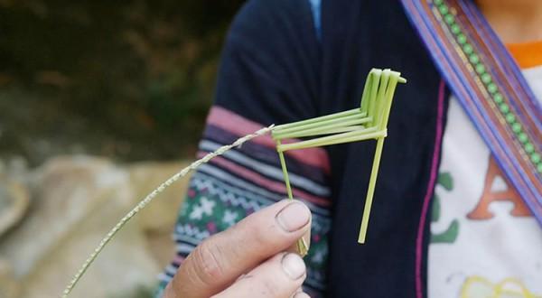 Rice Horses the Hmong tender tutorial-Mai Hua-750